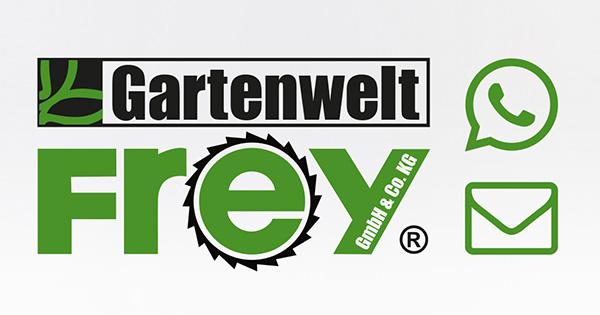 GARTENWELT FREY in Dernbach – Ihr Profi für Forst- und Gartengeräte