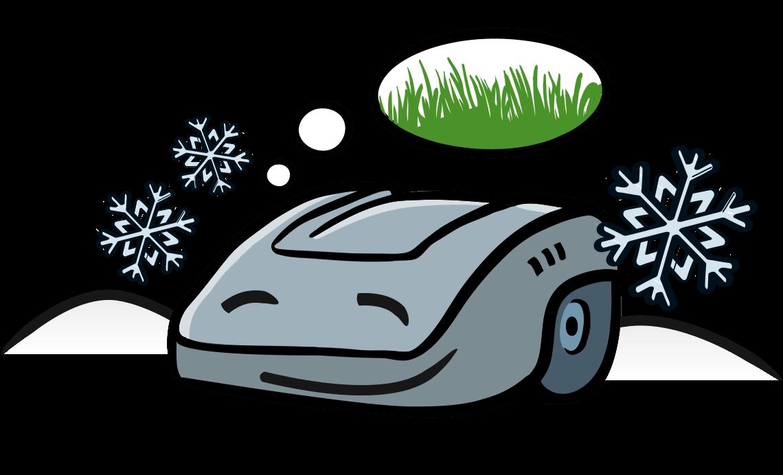 Gartenwelt Frey Winterinspektion – Unsere Angebote zur Mähroboter-Wartung für Sie!